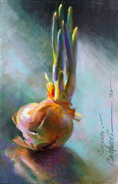 Judith Carducci Pastel Paintings and Drawings of Still Lifes and Interiors
