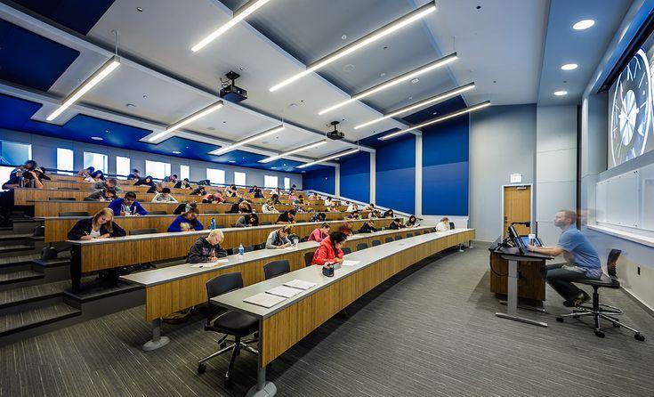 Interior Design North Park University Interior Lecture Hall Interior Design School