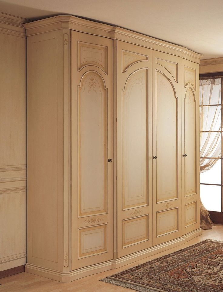 French style wardrobe closet wardrobes closet armoire for Dressing armoire