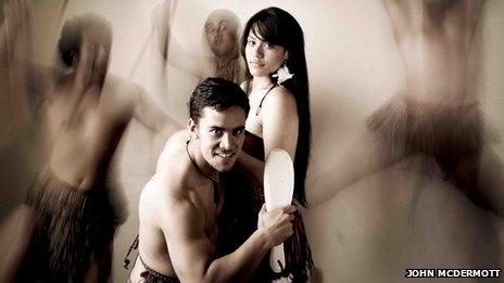 Maori Troilus and Cressida - putting the haka into Shakespeare.