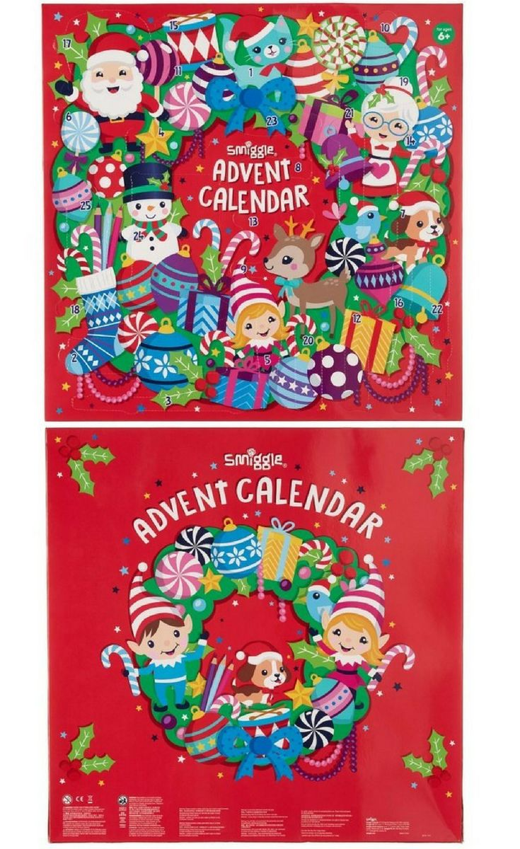 Smiggle Advent Calendar 2018 Contents By Day Price Advent