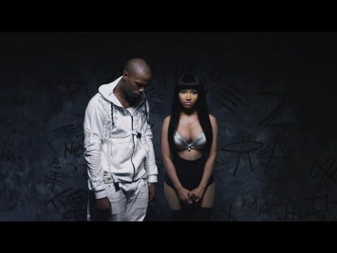 Check out Nicki Minaj and B.o.b's new music video 'out of my mind' . This one is completely mental.