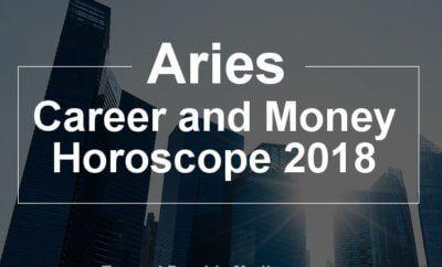 Aries Career Horoscope 2018