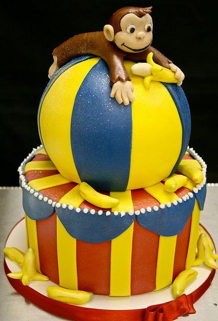 curious george birthday cake 45 best images about curious george cakes on 3236