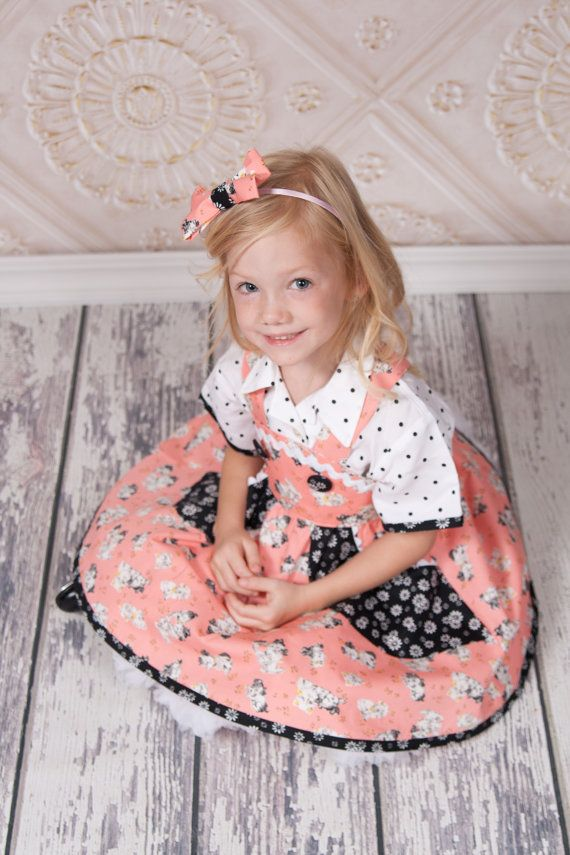 Girl Birthday Outfit  Girls Boutique Clothing  by PinkMouseKids