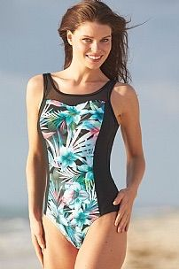 Tahiti Mastectomy Swimsuit