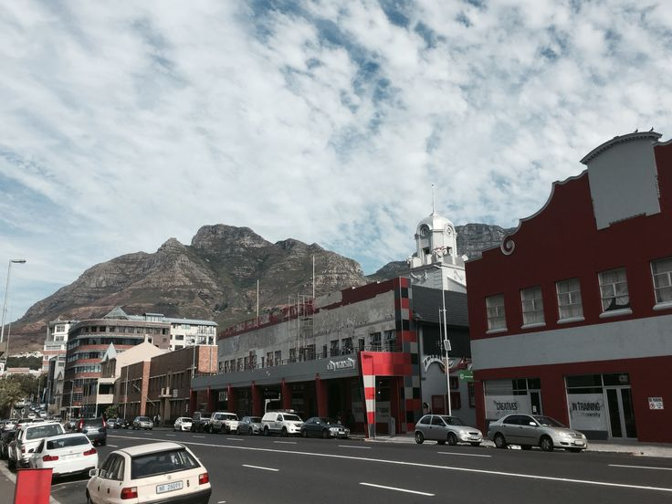 #capetown #citycentre Roeland St, Gardens, Cape Town