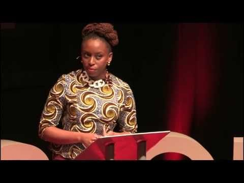 feminism speech by chimamanda ngozi adichie Chimamanda ngozi adichie on the tedx talk beyonce sampled and why we should forget feminism's 'baggage'.