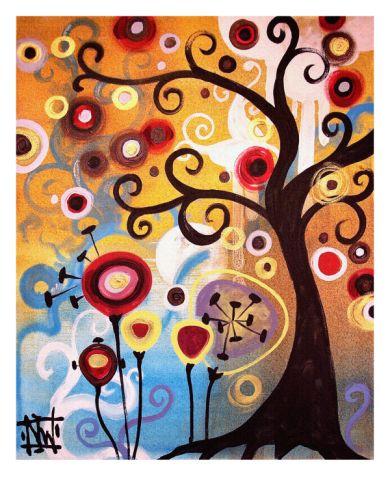 June Tree ~ Natasha Wescoat