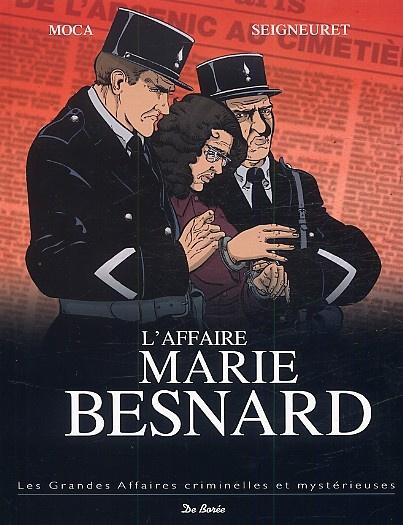 *L'affaire Marie Besnard, série les grandes affaires criminelles et mystérieuses. Cliquez sur l'image pour écouter l'émission.
