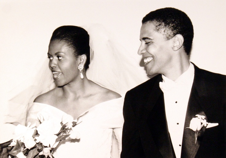 Happy 20th Anniversary to President Barack and First Lady Michelle Obama!