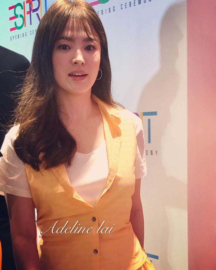 One more! 宋慧喬  #songhyekyo #nice #beautiful #宋慧喬 #pretty #cute #koreanstar #koreanartist #kyo1122 #esprit #openingceremony  #cocktail  @Esprit @openingceremony #ESPRITxOC  #collaborationgroup