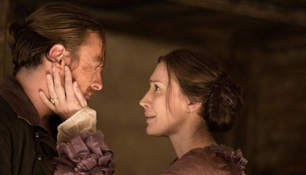 Toby Stephens and Louise Barnes, Black Sails