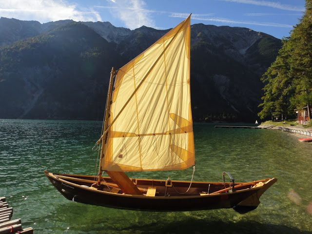 Ian Outreds Elf From Wooden Boat Magazine
