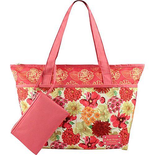 Jacki Design Miss Cherie 2 Piece Tote Bag - eBags.com