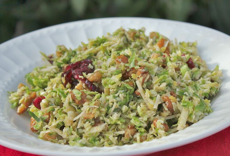 brussels sprout salad recipes dishmaps