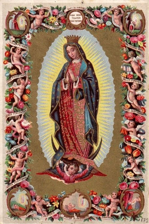 Nuestra SeñoradeGuadalupe