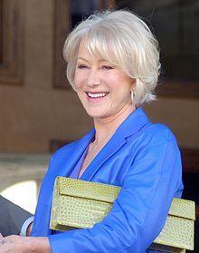 LEO – Dame Helen Mirren, DBE (* 26. Juli 1945), ist eine englische Schauspielerin. Mirren hat einen Oscar für die beste Darstellerin, vier BAFTAs, drei Golden G …