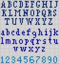 Bildresultat för bead loom bracelet patterns letters