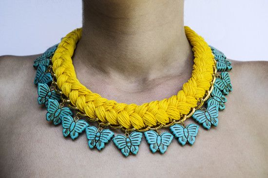 F's Handmade Jewelry Giveaway Necklace