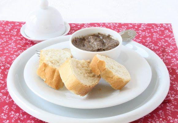 Crema de anchoas para untar