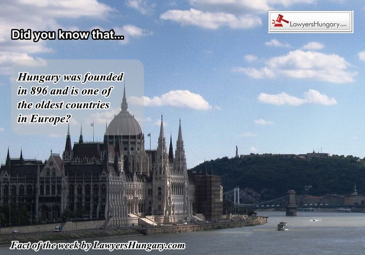 If you need legal consultancy for your business in Hungary please contact our Hungarian lawyers. http://www.lawyershungary.com/ #facts #Hungarianfacts #curiosities #Hungariancuriosities #history