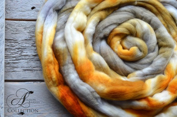 A personal favorite from my Etsy shop https://www.etsy.com/ca/listing/481897347/merino-wool-top-for-spinning-or-felting