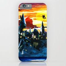 Hogwarts Castle At Sunset iPhone 6s Slim Case