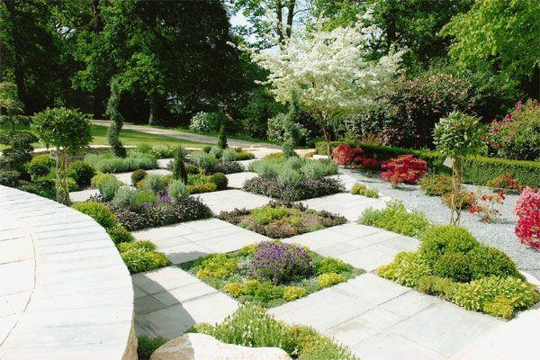 Chessboard Garden