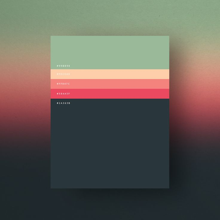 Duminda Perera, de l'agence italienne Dumma Branding spécialisée dans l'identité visuelle, nous présente les couleurs qui ont fait 2015 à travers une série de visuels minimalistes.