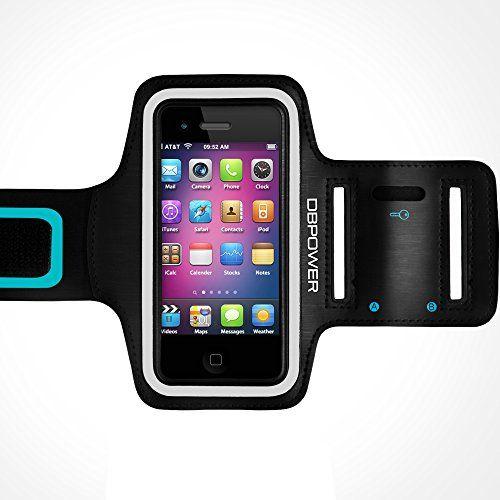 DBPOWER Ajustable Brazalete Deportivo para para iPhone 6 Plus/iPhone 6s Plus/Galaxy S6/Huawei P8/Honor Antideslizante y a Prueba de Sudor Brazalete con Clave Ranura para Correr Gimnasio - http://www.tiendasmoviles.net/2017/03/dbpower-ajustable-brazalete-deportivo-para-para-iphone-6-plusiphone-6s-plusgalaxy-s6huawei-p8honor-antideslizante-y-a-prueba-de-sudor-brazalete-con-clave-ranura-para-correr-gimnasio/