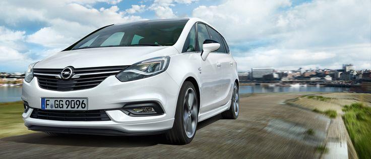 #Opel #Zafira #OnStar