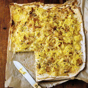 Kartoffelfladen Rezept   Küchengötter