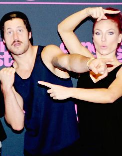 Sharna and Val / DWTS Live Tour!