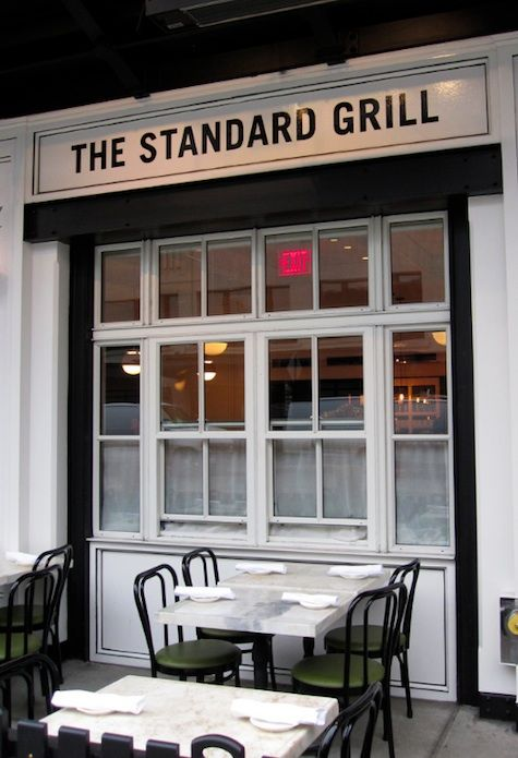 EAT: NY Grill - The Standard