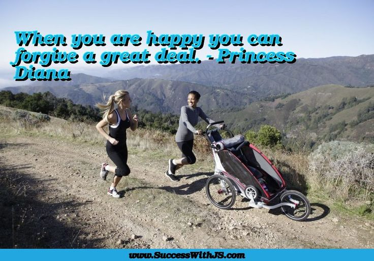 When you are happy you can forgive a great deal. - Princess Diana #SuccessWithJS #quote #success
