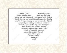 Poems About Father's Day from wife | Husband Love Poems From Wife. Love Poem For Husband From Wife. View ...