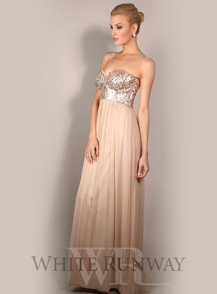 Azaria Silk and Sequin Dress - $360 (Alex has)