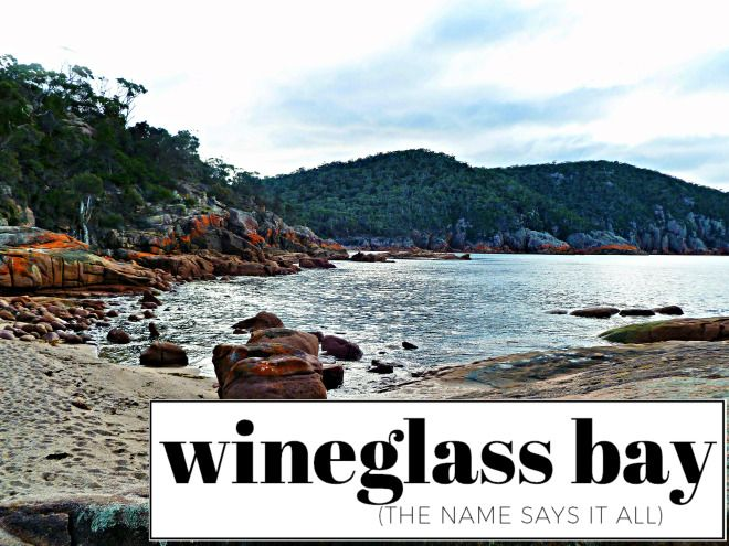 Wineglass Bay Tasmania - wine + wilderness - the ultimate destination