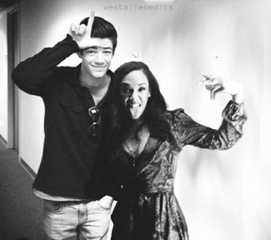 Iris & Barry WestAllen ❤️
