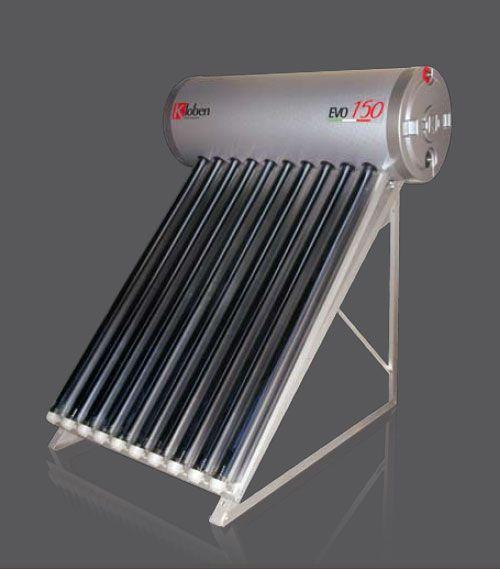 Ηλιακός θερμοσίφωνας κενού Kloben Evo 150 | 270 CPC