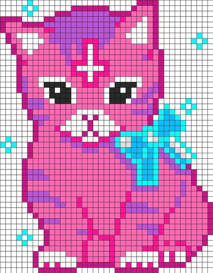всего рисунки по клеточкам цветные картинки с котиками запчасти можете устанавливать