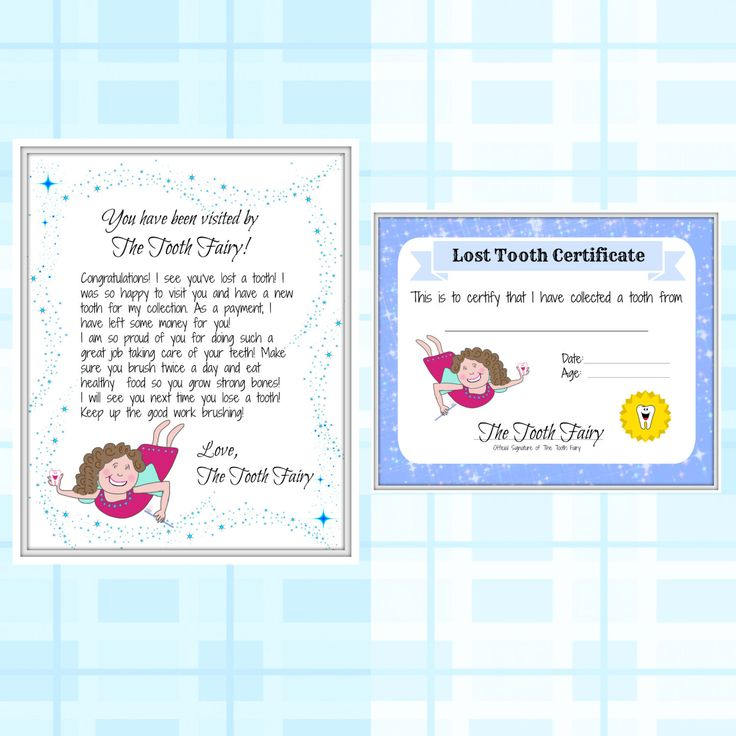 The 25 best letter from tooth fairy ideas on pinterest tooth tooth fairy letter lost tooth child baby milestone letter from tooth fairy spiritdancerdesigns Choice Image