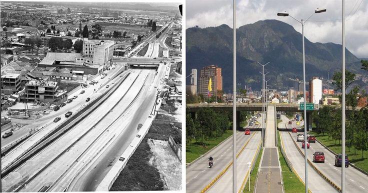 Colombia, antes y ahora: Cambios en nuestro país que nos revela Street View