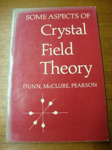 Some Aspects of Crystal Field Theory