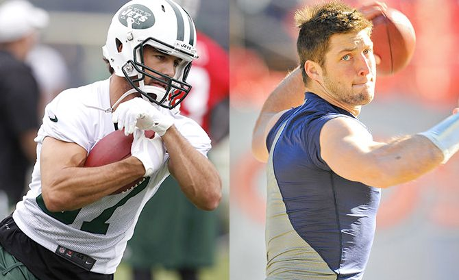 Eric Decker's 'Tim Tebow Stats' Could Prove He's Jets Number One Guy