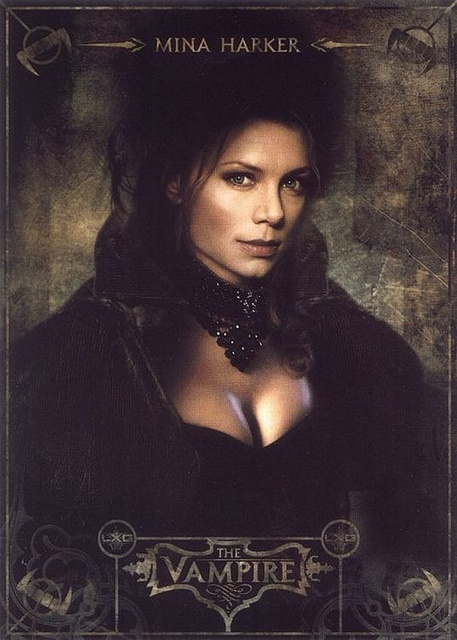 "WILHELMINA ""MINA"" HARKER (THE LEAGUE OF EXTRAORDINARY GENTLEMEN)  Peta WIlson"