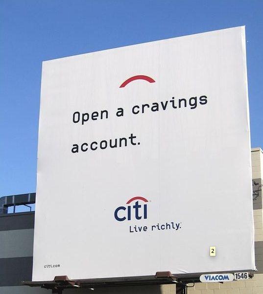 Citibank_Fallon_Live Richly_Cravings account