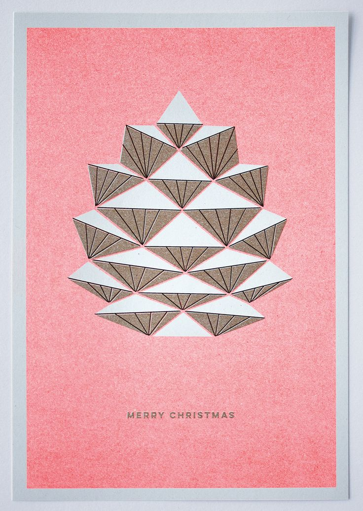 Christmascard Countdown seen on HappyMakersBlog.com ~ Illustration : Pillah Studio