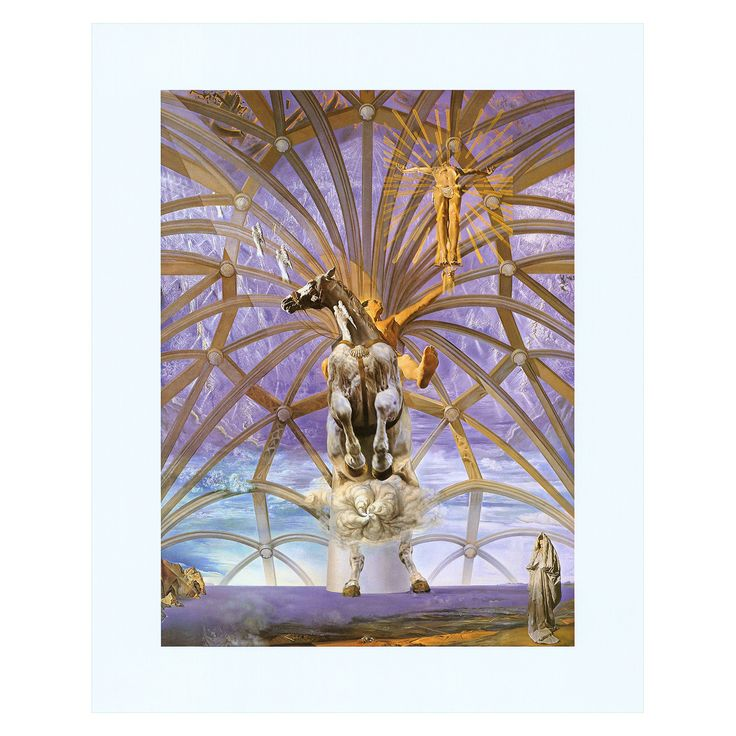 Art.com - Santiago El Grande, c.1957 Art Print, Variation Parent